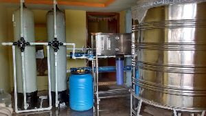 Industrial Drinking Water RO Plant