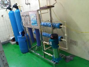 Industrial Mix Bed RO Plant