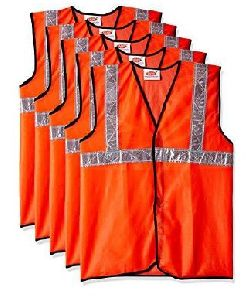 Orange Reflective Jacket