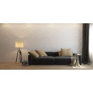 Nishwanth 3D Gypsum Wall Panels
