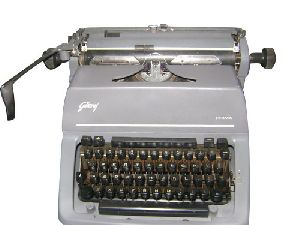 Godrej Prima Fscape English and Marathi Typewriter