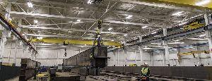 Industrial Crane Fabrication & Maintenance Services