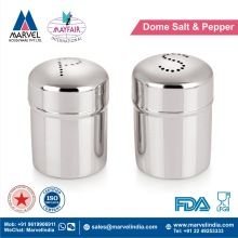 Dome Salt and Pepper