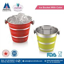 Ice Bucket With Color