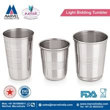 Light Bidding Tumbler