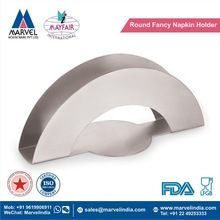 Round Fancy Napkin Holder