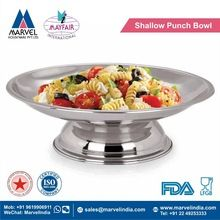 Shallow Punch Bowl