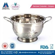 Stainless Steel Regular German Colander