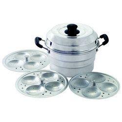 Aluminium Idli Cooker With Stand