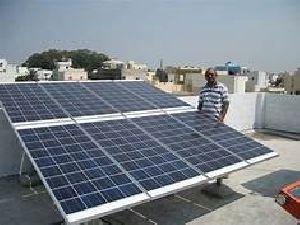 Solar Power Plant 05