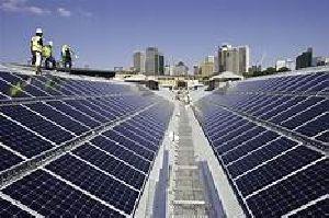 Solar Power Plant 06