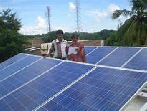 Solar Power Plant 08