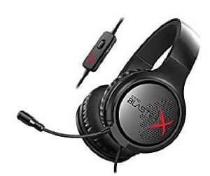 Creative Sound BlasterX H3 Portable Analog Gaming Headset