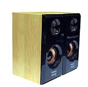 Quantum USB Powered Wooden Speaker