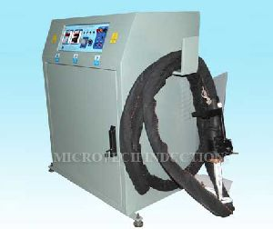 Induction Brazing Machine with HHT