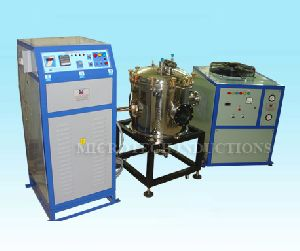 Induction Vacuum Furnace 01