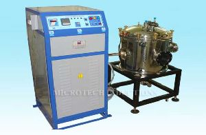 Induction Vacuum Furnace 03