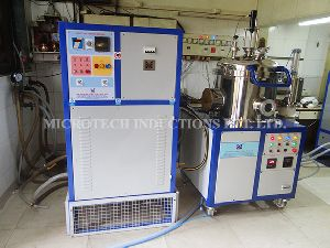 Induction Vacuum Furnace 08