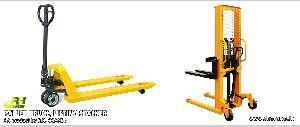 LIFTING STACKER PALLET TRUCK