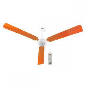 Super V1 Orange Ceiling Fan