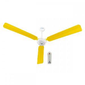 Super V1 Yellow Ceiling Fan