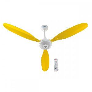 Super X1 Yellow Ceiling Fan