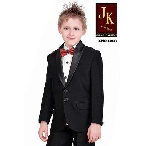 Black Kids Coat Suits