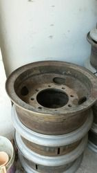 Tractor Trolley Iron Rim