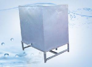 Stainless Steel Water Tank 01