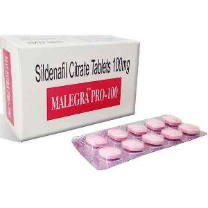 Malegra Pro 100mg Tablets
