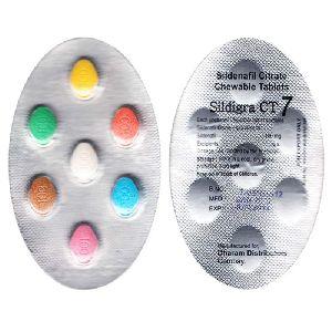Sildigra-CT-7mg Tablets