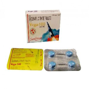 Vega-100-mg Tablets