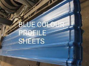 Colored Profile Sheet