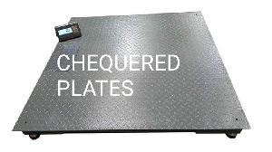 Mild Steel Chequered Plates
