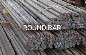 MS Round Bar