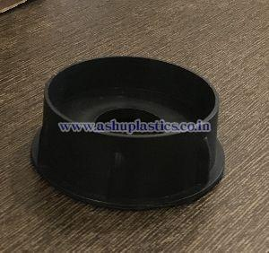 Plastic Natural Black Core Plug