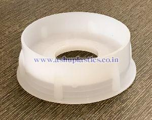 Plastic Natural White Core Plug