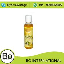 Cold Pressed Unrefined Jojoba Oil
