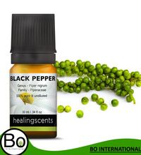 Pepper Black Essential Oil