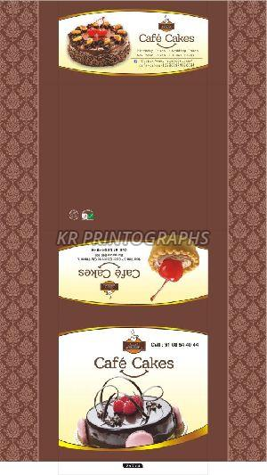 Cafe Cakes Box