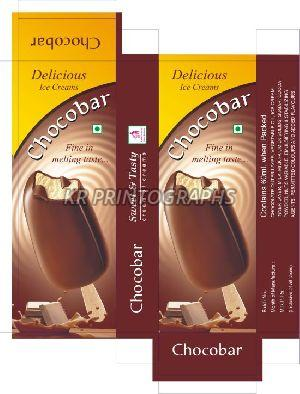 Chocobar Ice Cream Box