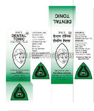 Dental Tonic Box