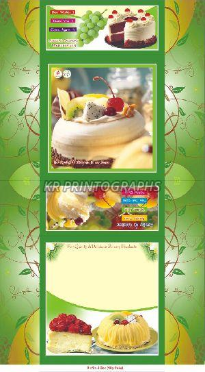 Cake Box 12