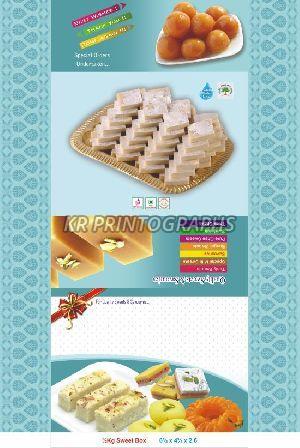 Printed Sweets Box 03