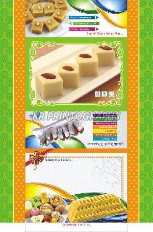 Printed Sweets Box 04