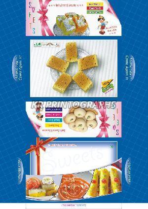 Printed Sweets Box 06