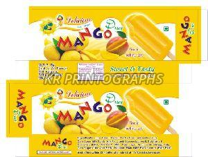Mango Ice Cream Box