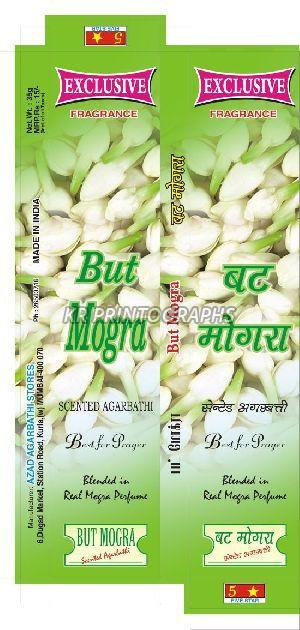 Mogra Agarbatti Box