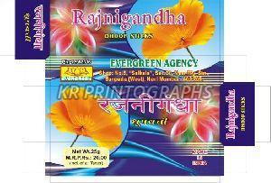 Rajnigandha Dhoopbatti Box