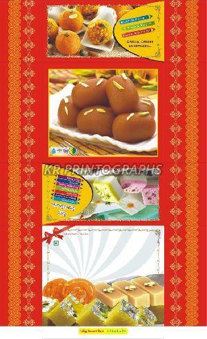 Printed Sweets Box 02